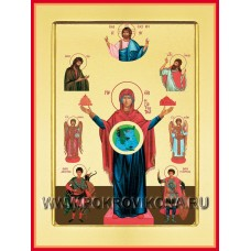 Патриотисса икона Божией Матери