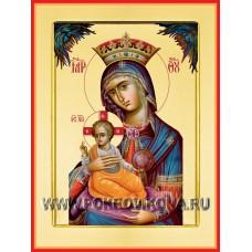 Корфская икона Божией Матери