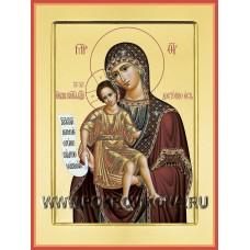 Достойно есть икона Божией Матери
