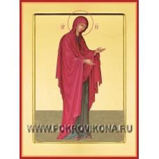 Чиновая икона Божией Матери