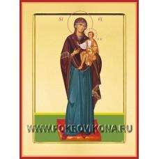 Одигитрия икона Божией Матери