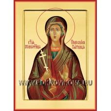 Великомученица Параскева, Пятница