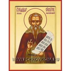 Преподобный Феодор Сикеот