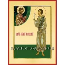 Святой праведный Артемий Веркольский