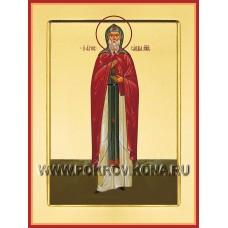 Преподобный Савва Московский