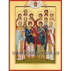 Собор 12-ти святых целителей