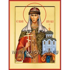 Святая равноапостольная великая княгиня Российская Ольга