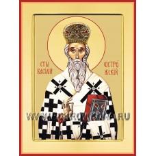 Святитель Василий Острожский, митрополит Захолмско-Герцеговинский