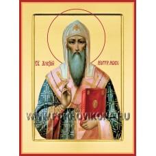 Святитель Алексий, митрополит Московский,  чудотворец