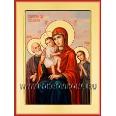Трёх радостей икона Божией Матери