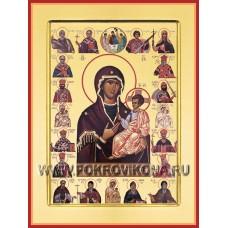 Колхетская икона Божией Матери