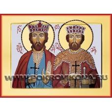 Святые благоверные мученики Арчил II и Луарсаб II