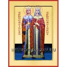 Святые царицы Александры, Российская и Римская