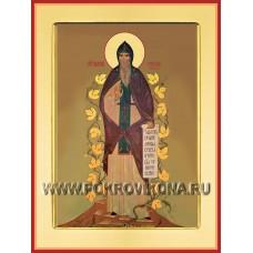Преподобный Симеон Мироточивый, царь Сербский