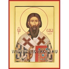 Святитель Савва, первый архиепископ Сербский