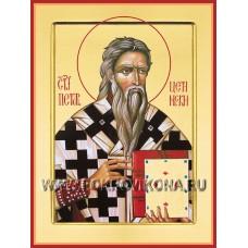 Святитель Петр Цетиньский Чудотворец, митрополит и владыка Черногории (Петр I Петрович-Негош)