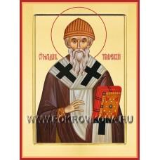 Святитель Спиридон Тримифунтский (Саламинский), чудотворец