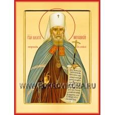 Святитель Макарий Невский, митрополит Московский и Коломенский, апостол Алтая.