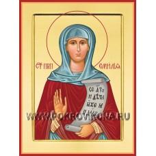 Преподобная Емилия Кесарийская (Каппадокийская)
