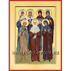 Преподобные жены Дивеевские