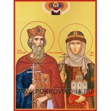 Владимир и Ольга