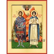 Великомученик Артемий Антиохийский и праведный Артемий Веркольский, отрок