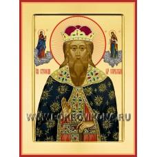Блаженный Стефан Сербский (Бранкович), король