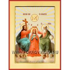 Небесное величие Богоматери ( Коронование)