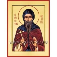 Преподобный Стефан Савваит, творец канонов