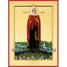 Преподобная Елисавета, чудотворица