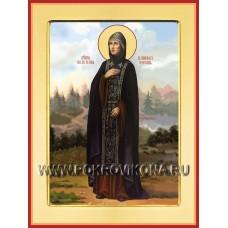 Преподобная (благоверная княгиня) Евфросиния Московская