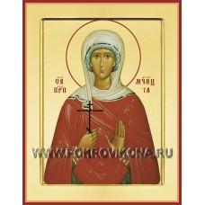Преподобномученица Евдоки́я (И́я)