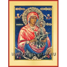Детство икона Божией Матери